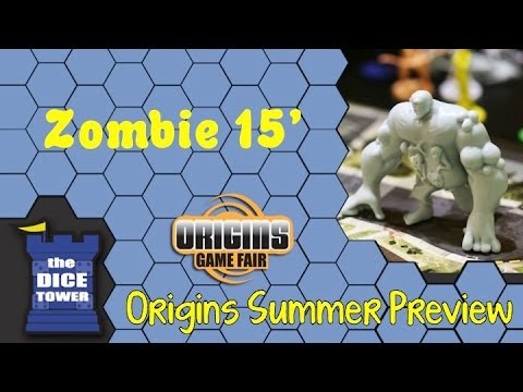 Origins Summer Preview: Zombie 15'