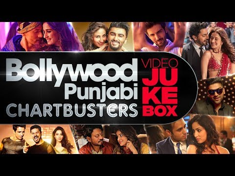Bollywood Punjabi Chartbusters - Video Jukebox | Diwali Party Special
