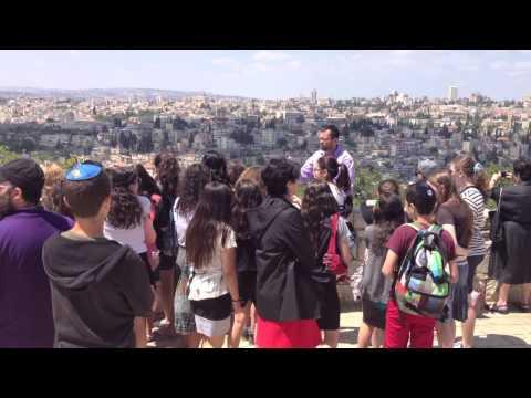 Harkham Hillel Hebrew Academy's 8th grade Israel Trip!