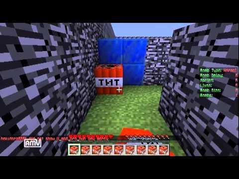 【海外サーバー紹介】Minecraftでボンバーマンをプレイ!