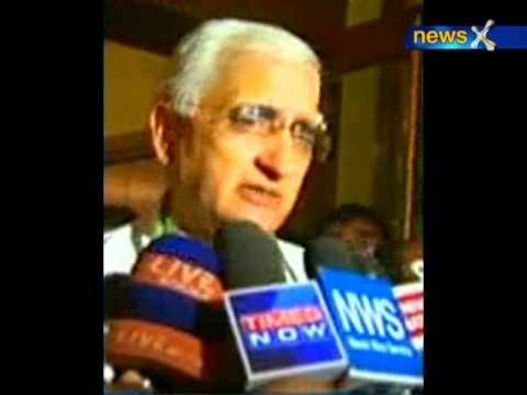 Salman Khurshid condemns death of Sarabjit Singh
