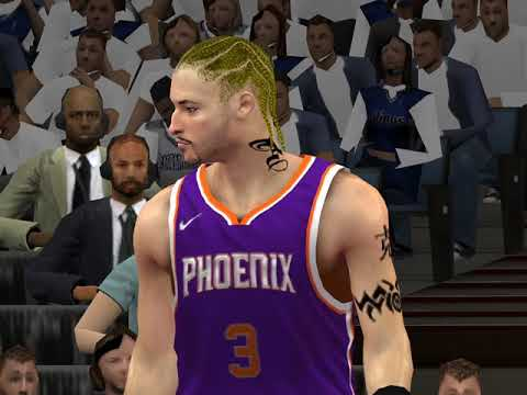 NBA 2K18: Western Conference Finals Game 3