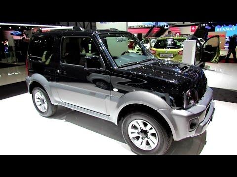2014 Suzuki Jimny 1.3 Compact Top 4x4 - Exterior. Interior Walkaround - 2014 Geneva Auto Show