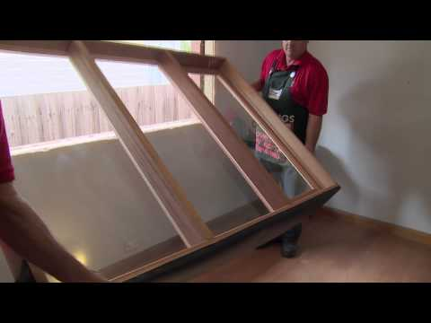 How To Install A Casement Window - DIY At Bunnings