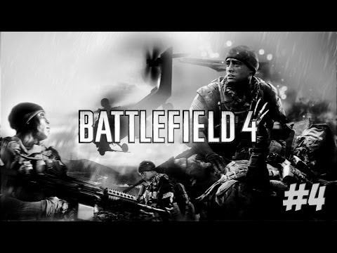 Battlefield 4 Story Pt.4 - One Man Landing Party