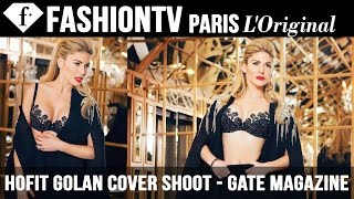 Hofit Golan Cover Shoot for Gate Magazine By Igor Fain - Part 2 | FashionTV