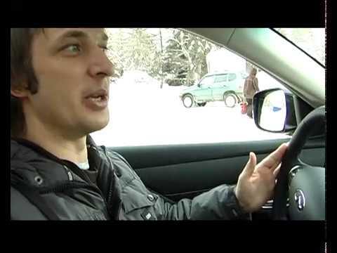 Персональное Авто - Infiniti M + доктор  www.skorost-tv.ru