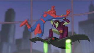 The Spectacular Spider-Man: Remade Music Video(Widescreen)