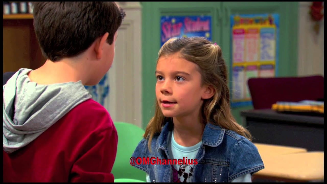 G Hannelius on G    G Hannelius In Good Luck Charlie