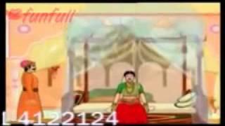 Akbar Te Acho Punjabi Dubbed Cartoon Story 4