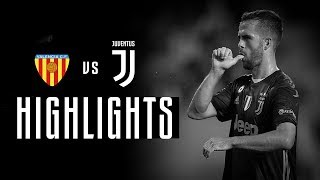 Valencia vs Juventus | UEFA Champions League highlights: In-depth