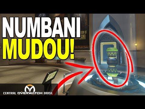 OVERWATCH   NUMBANI E VÁRIOS OUTROS MAPAS VÃO MUDAR!! - Central Overwatch Brasil