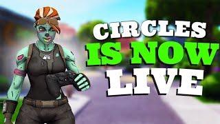 Fortnite | Creator Code Circles