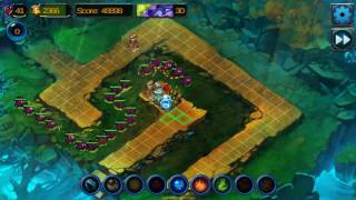 Element TD Element tower defense - Android app - GogetaSuperx