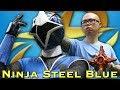 UNBOX: Ninja Steel Blue Ranger [Power Rangers]