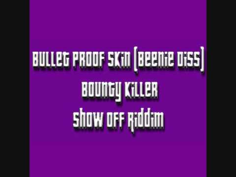 Bullet Proof Skin (Beenie Man diss) - Bounty Killer - YouTube