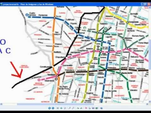 �la Linea 13 Del Metro Del Df?
