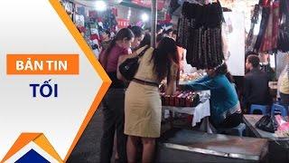 Quán ăn bát nháo tại chợ đêm Đà Lạt   VTC