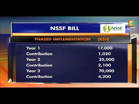 NSSF Bill