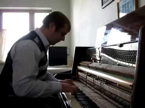 Бах Иоганн Себастьян - BWV 899 - Прелюдия и фугетта (ре минор)