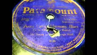 Watch Ma Rainey Army Camp Harmony Blues video