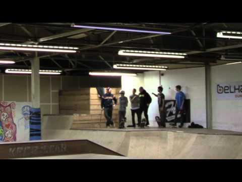 Garage Space Skate Till You Puke
