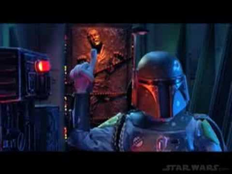 Robot chicken-star wars trailer Video