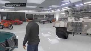 How To Put Tanks, Jets & Pegasus Vehicles In Your GTA 5 Online Garage - Grand Theft Auto 5 Glitches