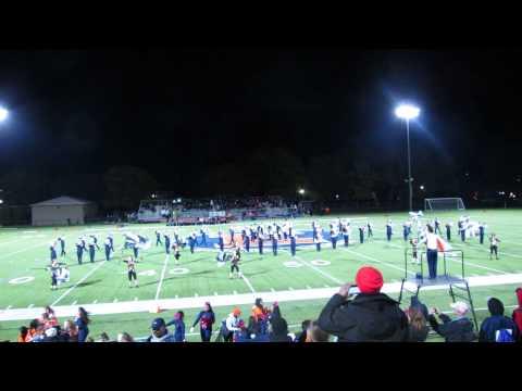 Evanston Township High school does Thriller