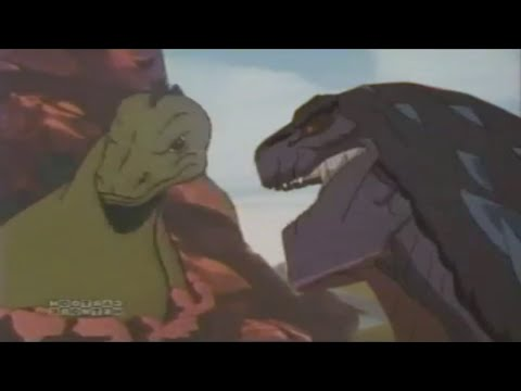 Hanna Barbera Godzilla vs. Zilla Junior (cartoon series)