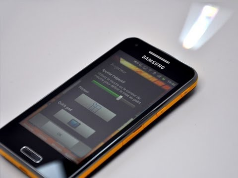 Test du Samsung Galaxy Beam - par Test-Mobile.fr