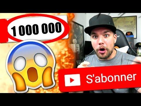 1 000 000 D'ABONNÉS !!! - FAQ Spéciale