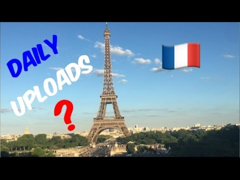 FRANCE TRIP UPDATE(DAILY UPLOADS?)