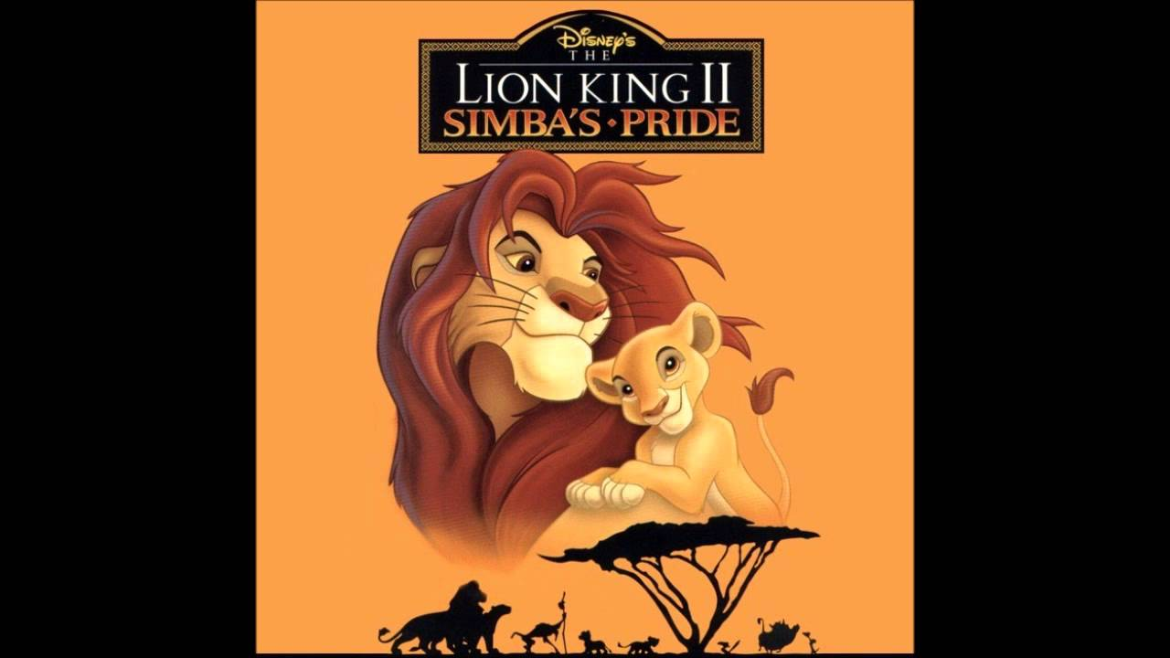 the lion king ii  simba u0026 39 s pride - score  soundtrack