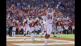 #12 Oklahoma Vs. Texas Highlights 2017 | CFB Week 7 | College Football Highlights 2017