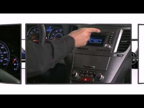 2013 Subaru Outback Video