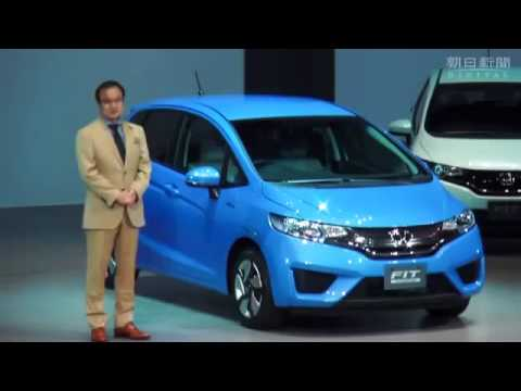 All New 2014 Honda Jazz / Fit Launched