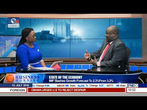 Business Morning: Ayo Teriba  Speaks On The State Of Nigeria's Economy