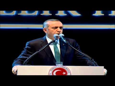 Başbakan Erdoğan İmam Hatip okulları kuruluşlarının 100. yılı Konuşması Full Kalite