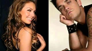 Thalia Ft. Robbie Williams - Muñequita Linda