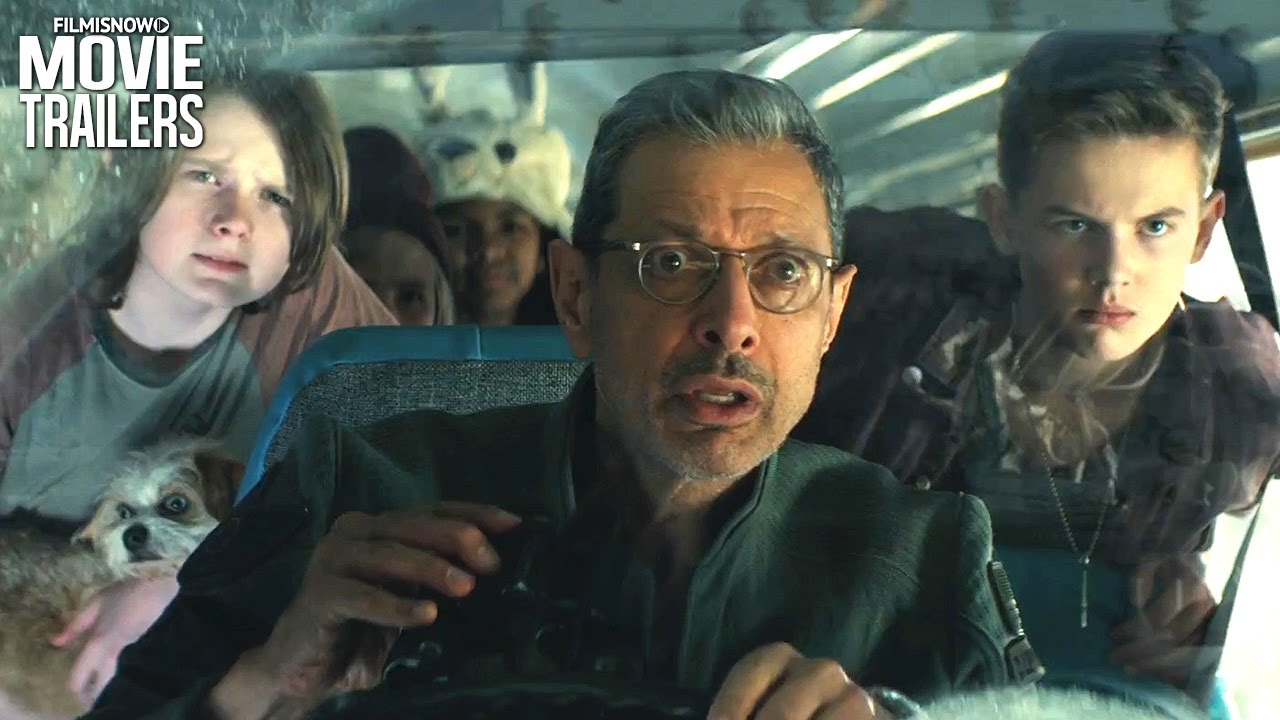 Get an extended Look at INDEPENDENCE DAY: RESURGENCE [HD]