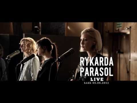 "Rykarda Parasol ""your Arrondissement Or Mine?   Otwarta Scena Live video"