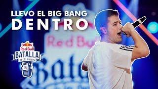 ''Llevo el BIG BANG 💥 dentro'' Entrevista a BNET, por Robledo.