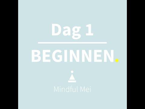 Mindful Mei 1 - Beginnen!