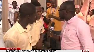 National Science And Maths Quiz - The Pulse on JoyNews (22-6-18)