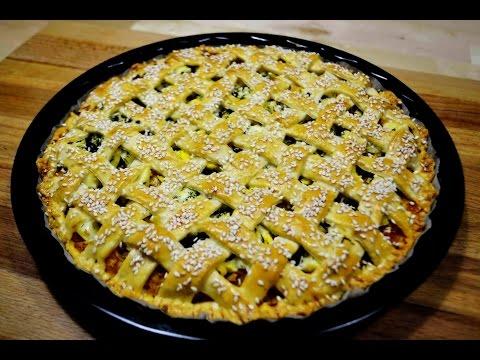 ПИРОГ С КАПУСТОЙ  | Очень Вкусный КАПУСТНЫЙ ПИРОГ  | Cabbage Pie