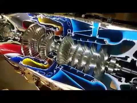 Inside The Pratt & Whitney Canada PT6 Turboprop Engine