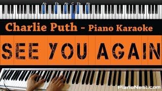 download lagu Charlie Puth - See You Again - No Wiz gratis