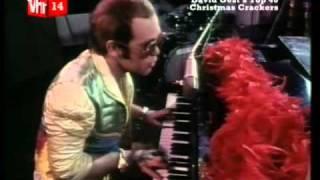 Watch Elton John Step Into Christmas video