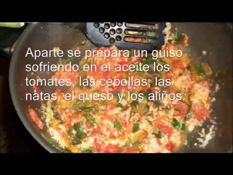 Sobrebarriga y papas chorreadas.wmv